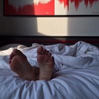 A nyugtalan lábai miatt nem alszik?