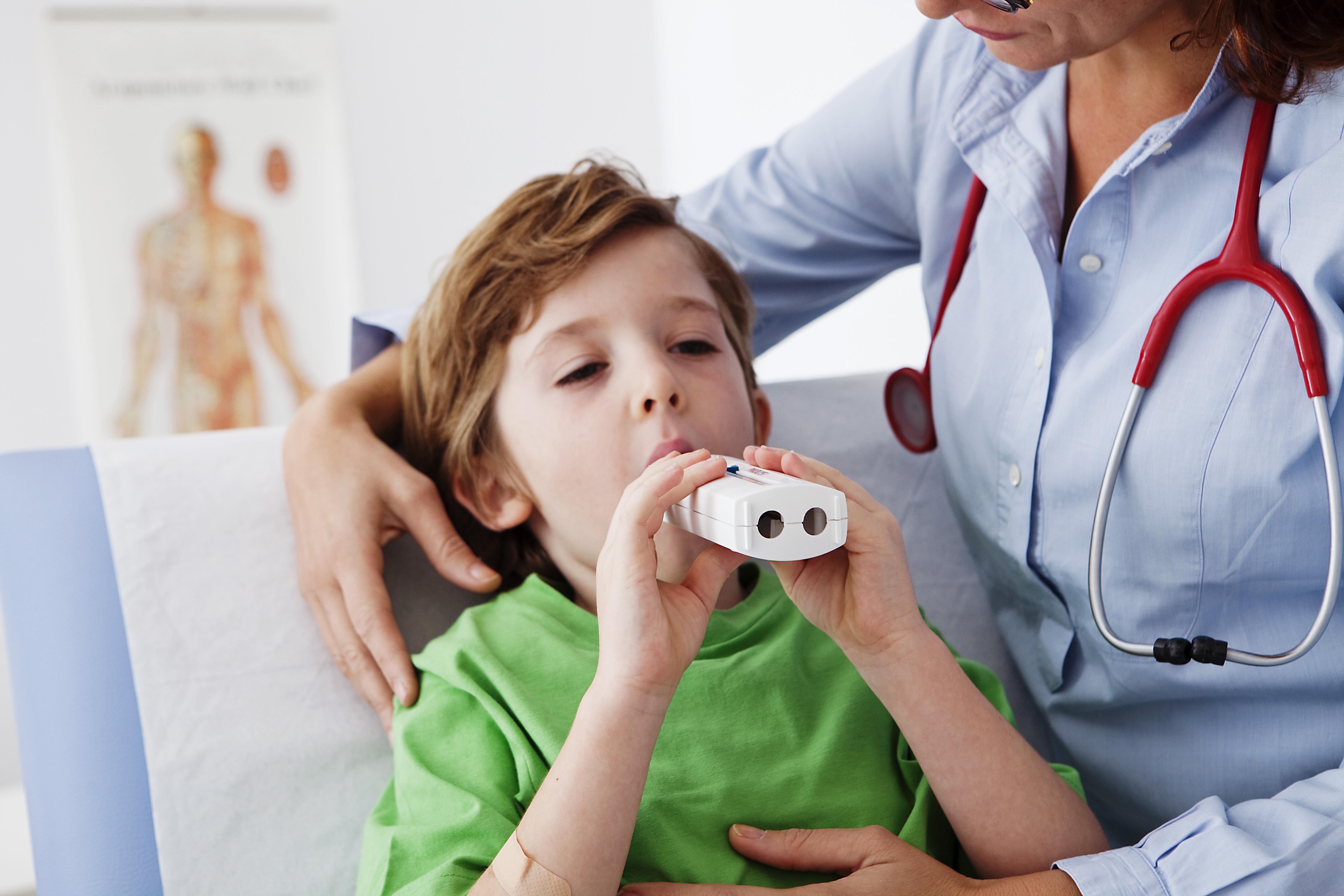 Miért használjon csúcsáramlás mérőt asztma esetén?