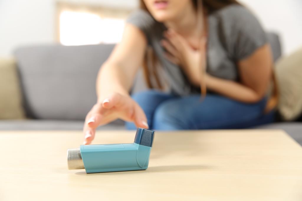 A stressz is rontja az asztmás tüneteket