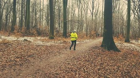 Így lehet biztonságos a téli futóedzés