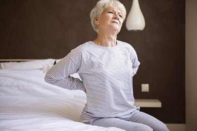 A hátfájdalom oka krónikus fájdalom szindróma és porckorongsérv is lehet.