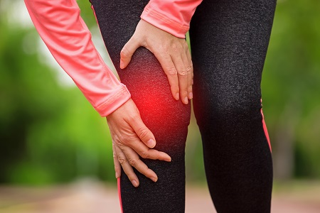 A futótérd nem csak futóknak okoz térdfájdalmat.